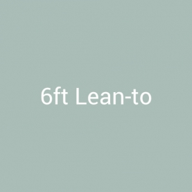 6ft Lean-to