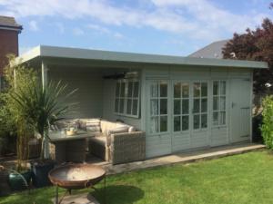 Garden Office Case Studies – The Studio Pavilion