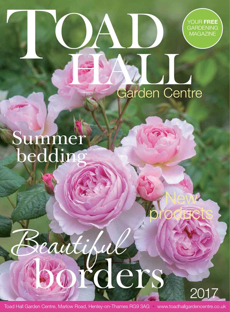 Toad Hall Magazine Spring 2017 Malvern Garden Buildings Oxfordshire showsite