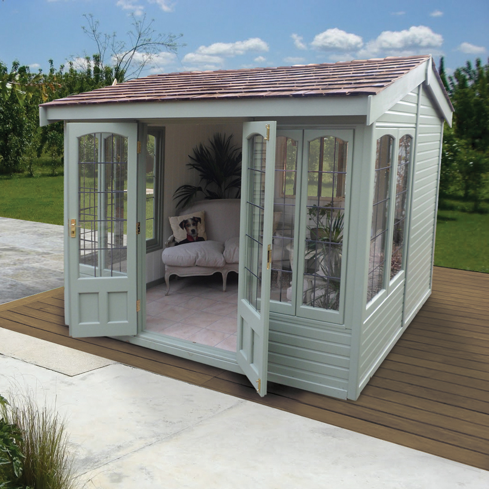 Astwood Cottage Range summerhouse Malvern Garden Buildings