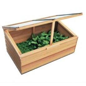 Baby Grand Cold Frame by Gabriel Ash