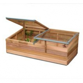 The Grand Cold Frame by Gabriel Ash