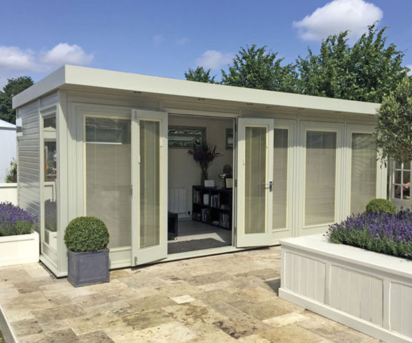 The Hanley Garden Office