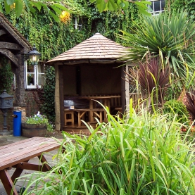 The Savannah Breeze House with cedar shingle roof