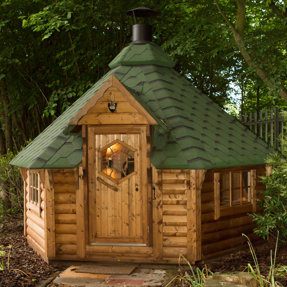 Bbq Huts And Grill Cabins From Malvern Garden Buildings Staffordshire
