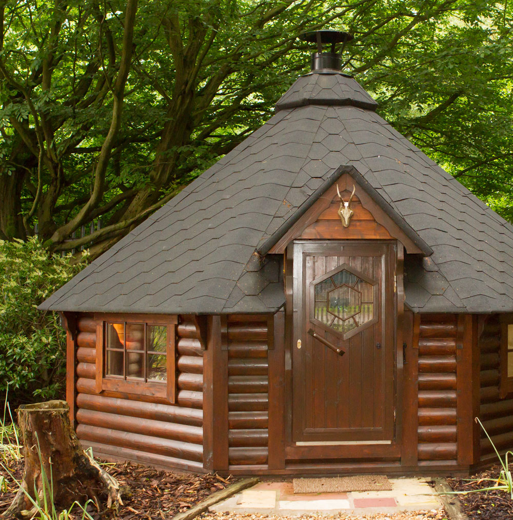 Bbq Huts And Grill Cabins From Malvern Garden Buildings