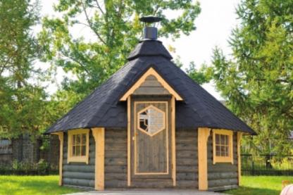 9.2 Grill Cabin