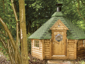 Featured product: Grill Cabins