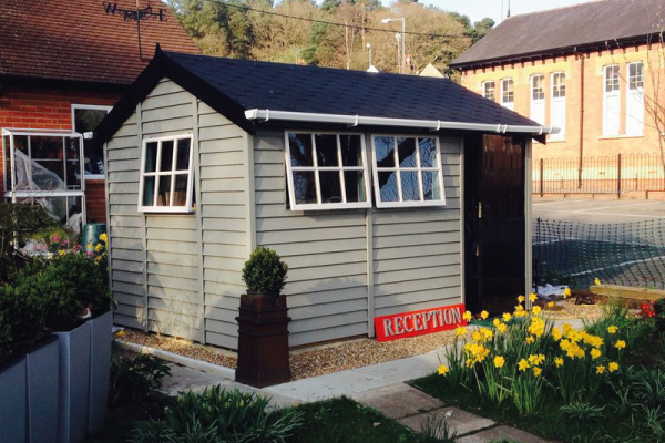 Shed by the Malvern Collection