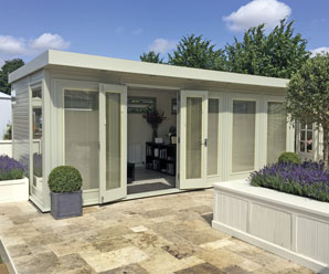 Garden Offices Hanley