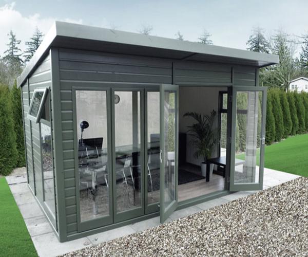 Studio Pent Garden Studio