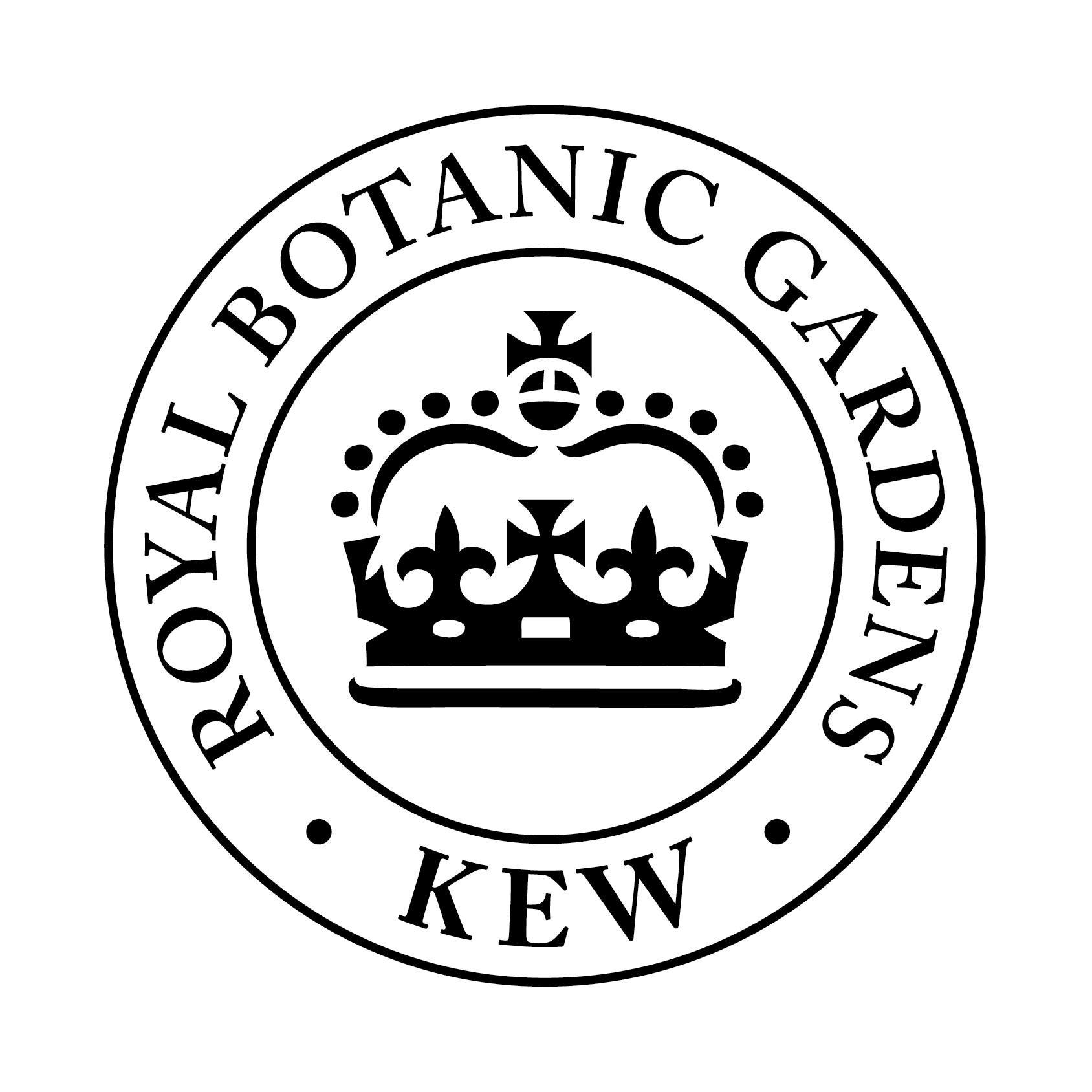 Kew Botanical Gardens Logo