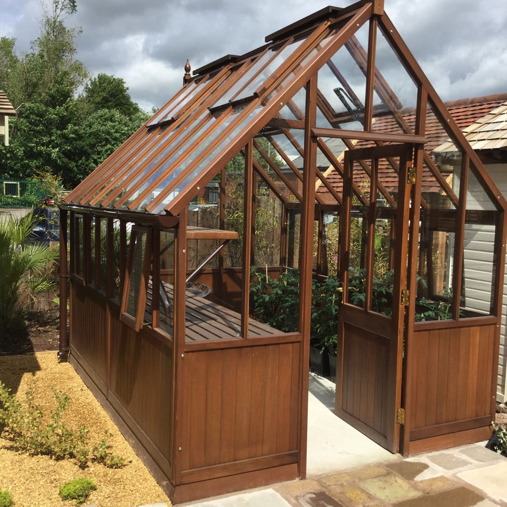 Malvern Collection Victorian Greenhouse