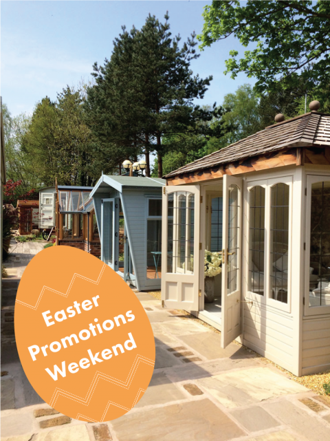 Staffordshire Showsite Easter Weekend Promotions