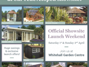 Wiltshire Showsite launch – this weekend!