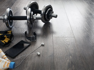Setting up your own gym