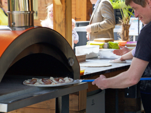 Pizza ovens for your garden!