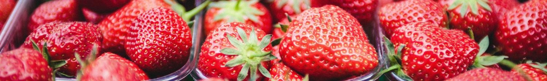 Wimbledon Strawberries - cupcake recipe