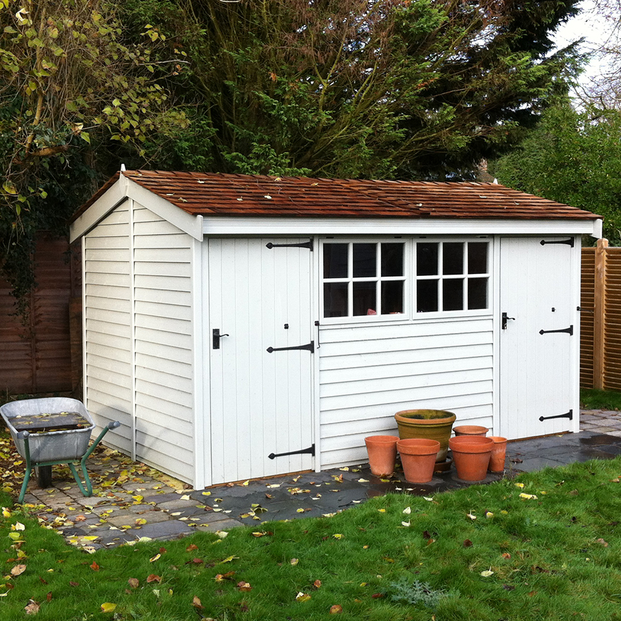 Creating your dream shed or workshop with Malvern Garden Buildings