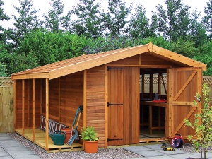 Creating your dream shed or workshop