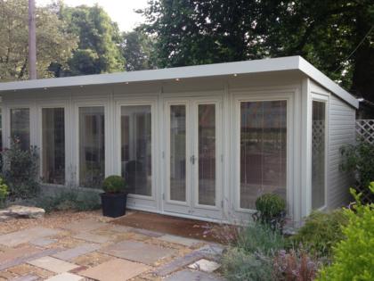 Explore Our Garden Offices