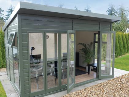 Studio Pent Garden Office