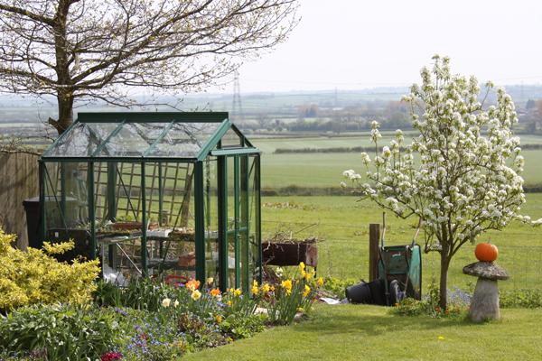 robinson greenhouse