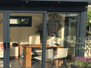 Realise your work-from-home dream with Malvern Garden Buildings