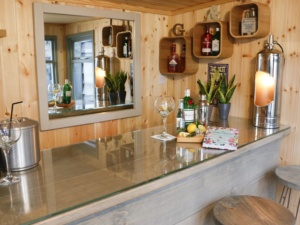 Shed Inspiration: The Gin Palace
