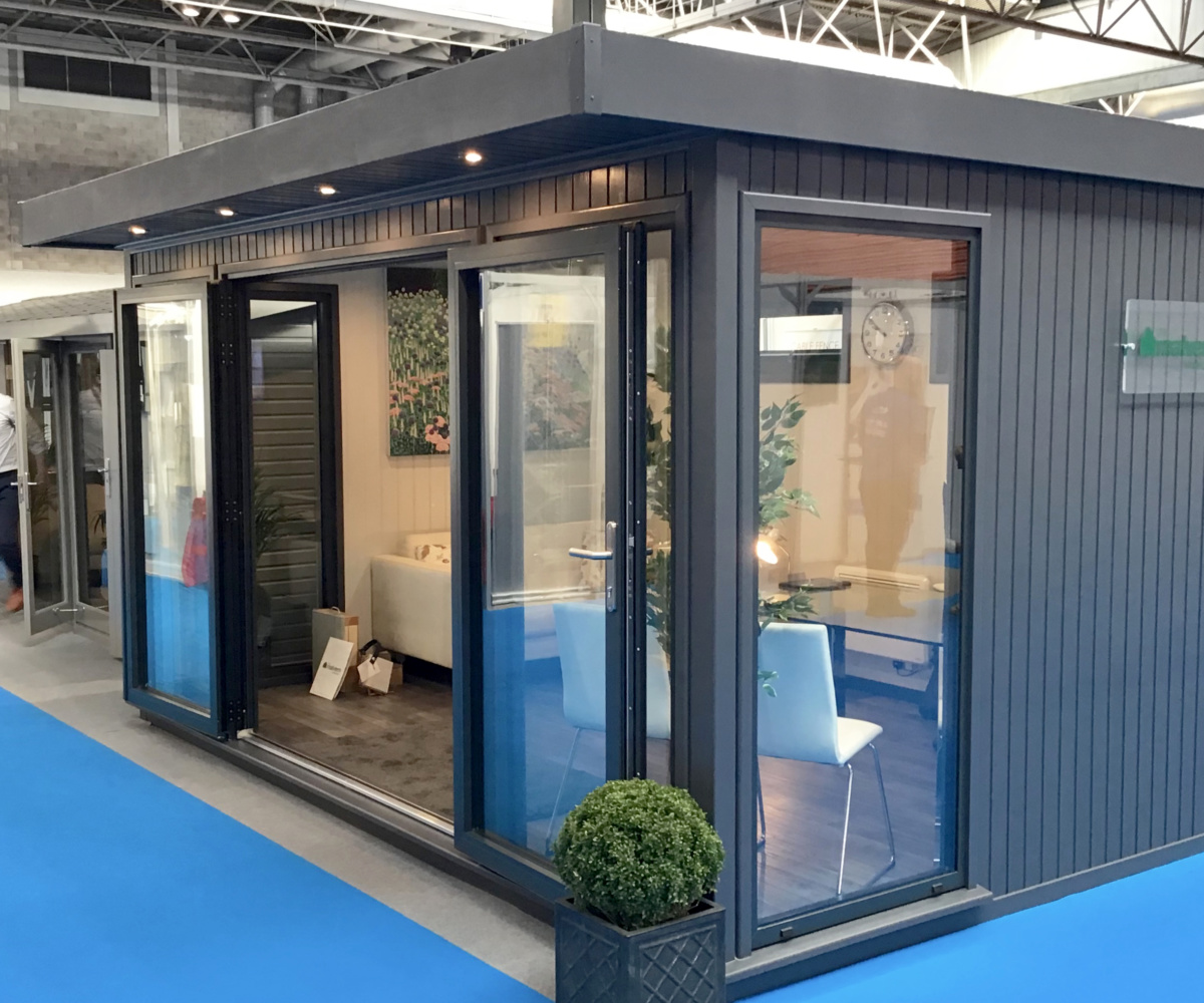 The Hanley Plus Garden Office