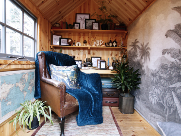 Shed Inspiration: Cabin of Curiosities