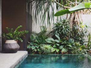 How to create a sublime garden spa