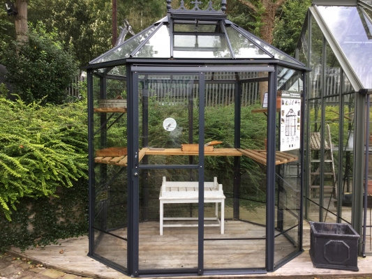 Ex-display Robinsons Renaissance Greenhouse