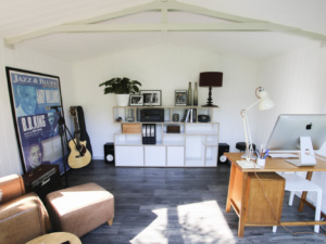 Owner's Story: The Music Room