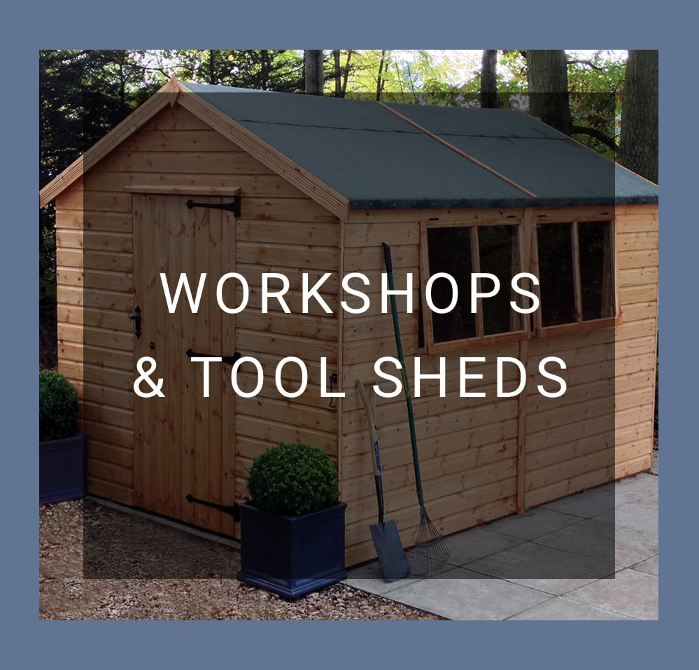 Workshops and Tool Sheds