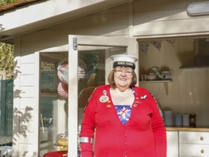 Owner's Story: Cake Lady's Outdoor Kitchen