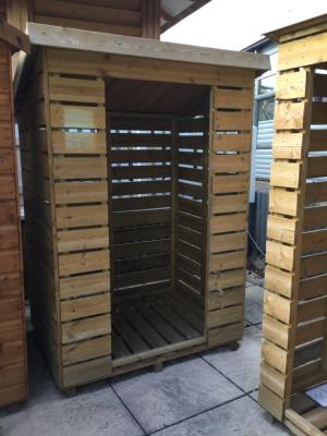 Ex-display Logstore 4 x 3