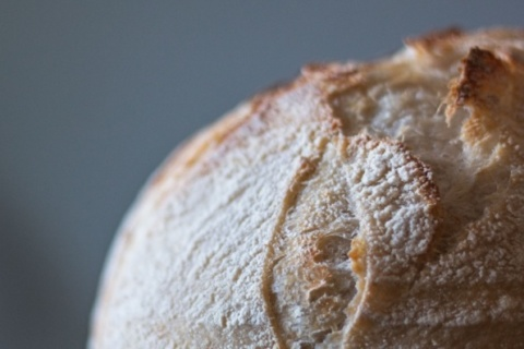 Sourdough bread recipe - cottagecore baking