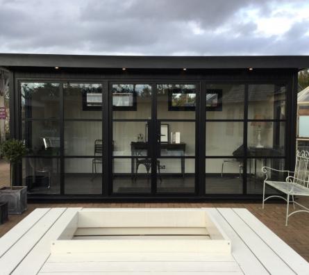 Hanley Heritage - Malvern Garden Buildings Garden Office