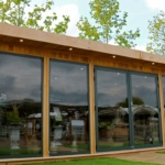 Hanley Plus Garden Room by Malvern Garden Buildings