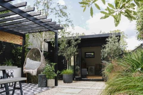 Studio Pent by Malvern Garden Buildings