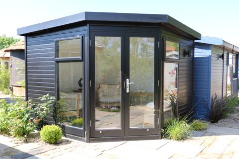Studio Corner by Malvern Garden Buildings